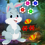 Games4king Cute Cartoon Rabbit Escape