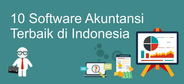 10 Software Akuntansi Terbaik di Indonesia