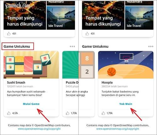 Cara Main Game di Aplikasi Grab Sambil Menunggu Pengemudi Datang