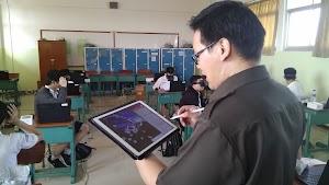 SMP Kristen Kalam Kudus Surakarta Pakai Google VR Sebagai Media Pembelajaran