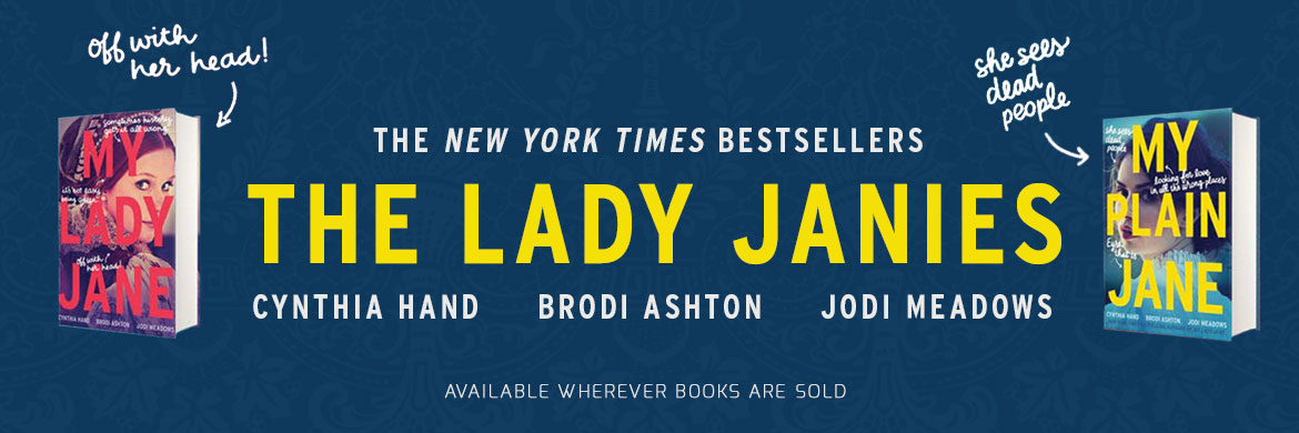 Lady Janies: The Books