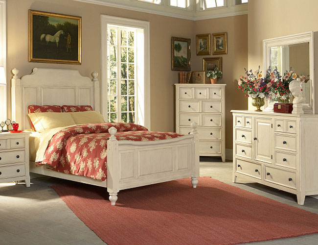 Home Interior Design 2015: Country Bedroom Decorating Ideas