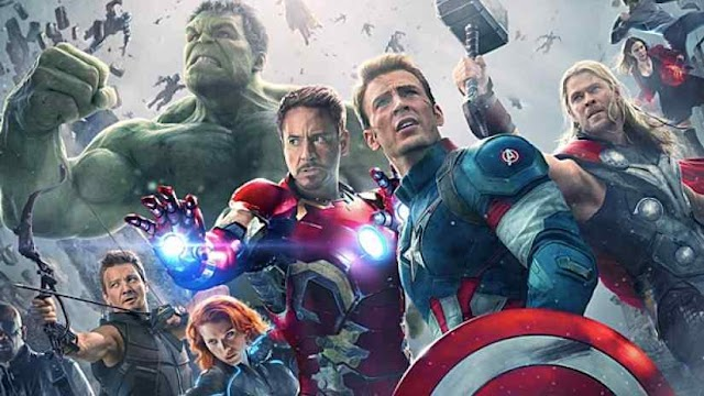 Download Avengers: Age Of Ultron 2015 Movie