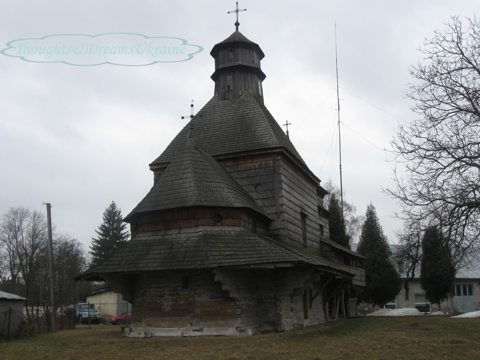 Drohobych: a selection of sites