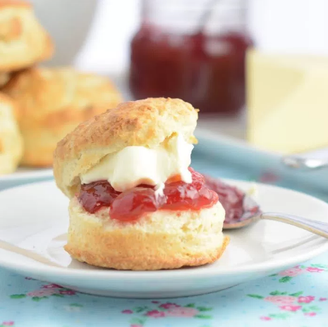 Scones (The Perfect Afternoon Tea Treat)