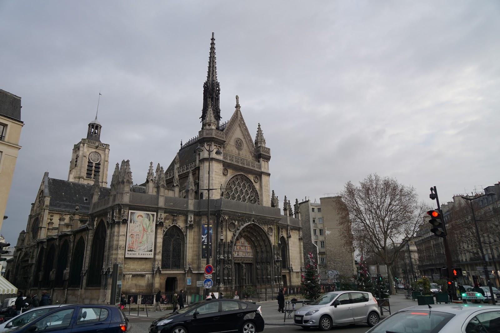 サン・ローラン教会(Église Saint-Laurent)
