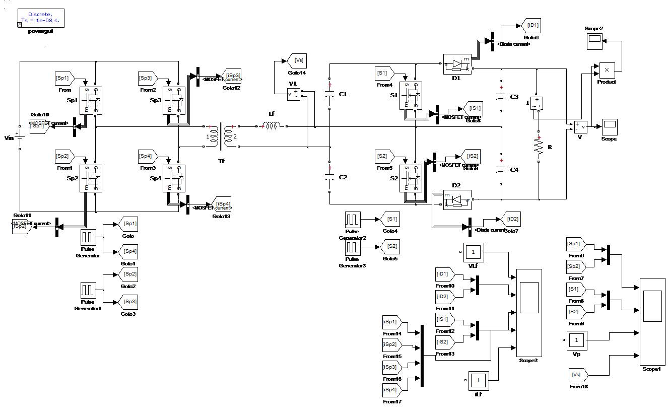 Matlab Electrical Ieee A Family Of Isolated