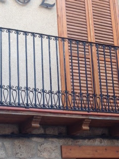balcones, Beceite, Beseit 8