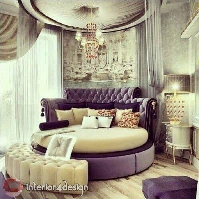 Circular Bedrooms 18