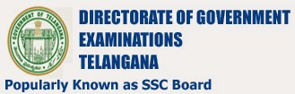 Telangana SSC 10th Board Hall Ticket 2017