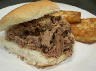 Amazing Beef Sandwiches