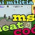 Best Mini Militia Chat Codes, Words, Commands and Messages
