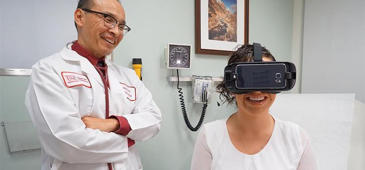 スゴログ VR 医療