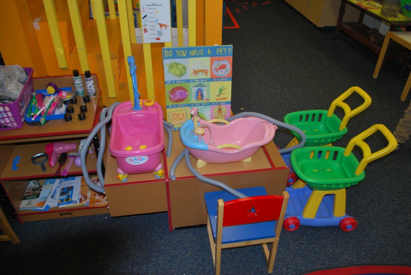 Laguna Preschool Curriculum Vet Pet Groomer Store