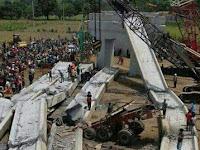 Astaga! Jalan Tol Pasuruan-Probolinggo Roboh, Waskita: Kita Belum Tau Penyebabnya