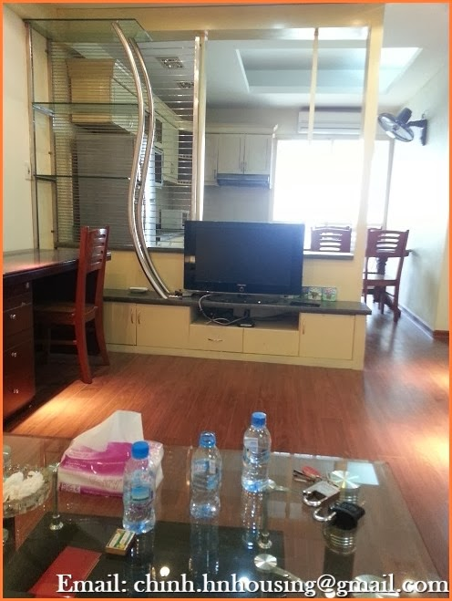 Apartment For Rent In Hanoi : Very Cheap 3 Bedroom