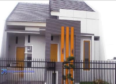 desain rumah dijual di Bandung