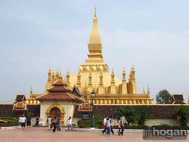 Golden Temple Vientiane