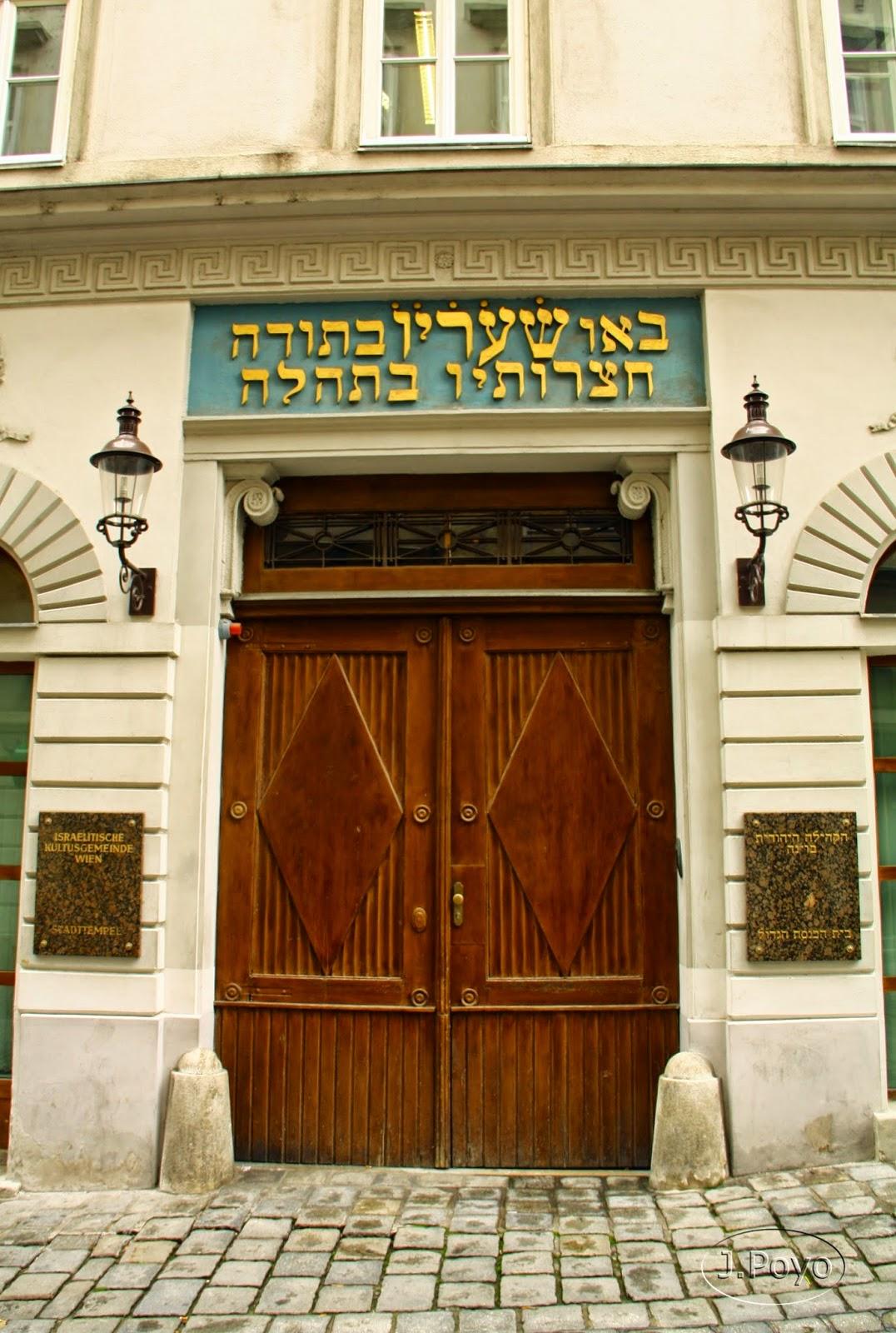 La Sinagoga, Viena