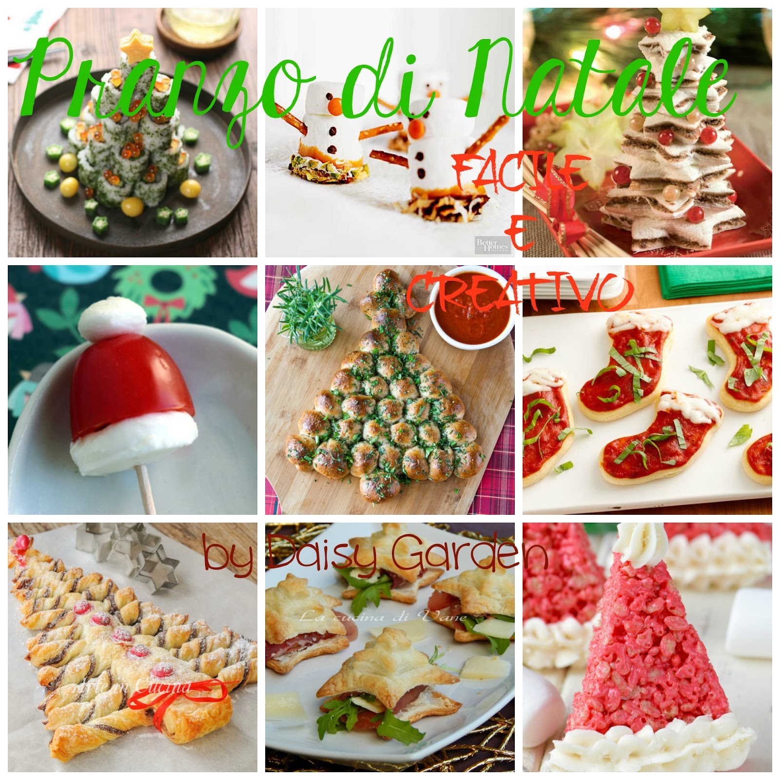 Pranzo natalizio facile