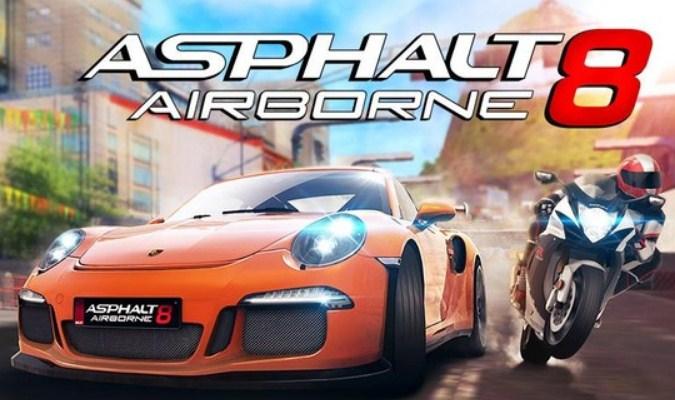 Game Android Offline Terbaik Sepanjang Masa - Asphalt 8: Airborne