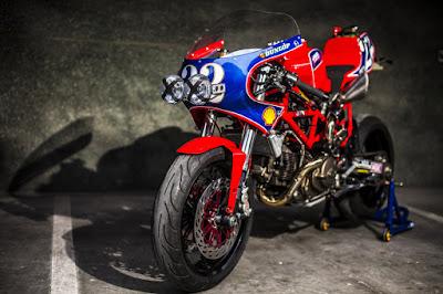 Ducati Endurance by XTR