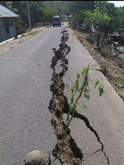 Mitigasi Bencana, BMKG dan Singapura akan Riset Gempa di Lombok