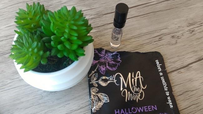 Fragancia Mia Me Mine de Halloween