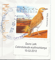 stamps of Namibia