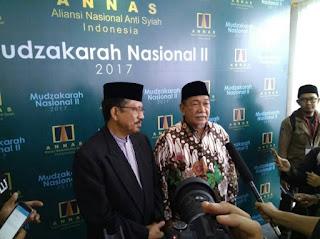 Wakil Gubernur Jabar Minta Warga Jabar Waspadai Syiah dan Komunis
