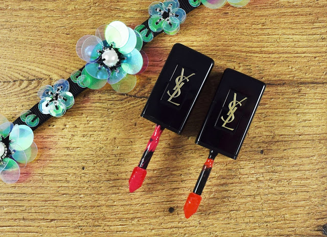 YSL Beauty Vernis À Lèvres Vinyl Cream Liquid Lipsticks