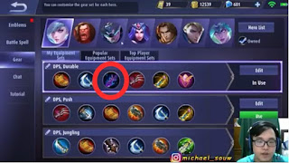 TUTORIAL MENGUNAKAN HERO MIYA MOBILE LEGENDS