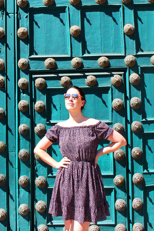 British blogger Emma Louise Layla in Cusco, Peru - lifestyle & travel blog
