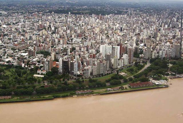ROSÁRIO - CIDADE ARGENTINA DA PROVÍNCIA DE SANTA FÉ