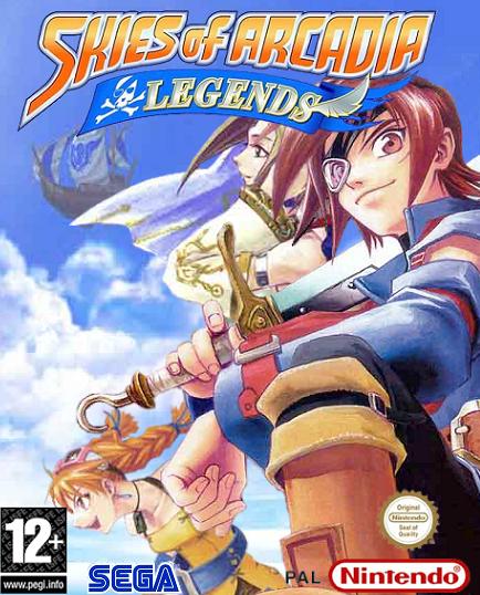 DETONADO - Skies of Arcadia Legends