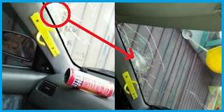 Alat pemadam kebakaran portable mini APAR Perlukah Membawa Alat Pemadam Api Mini Di Mobil ?