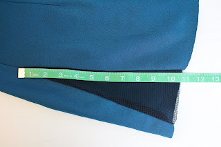 Dr. Pulaski TNG medical smock - side inserts