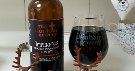 12 Beers Of Xmas #6 - Imperious (Durham Brewery)