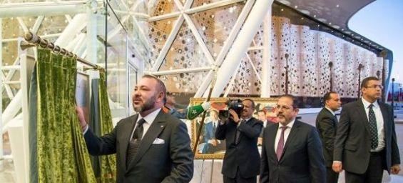 Mohammed VI a inauguré le nouveau terminal de l'aéroport de Marrakech