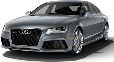 Audi RS7 Performance Sedan image 6