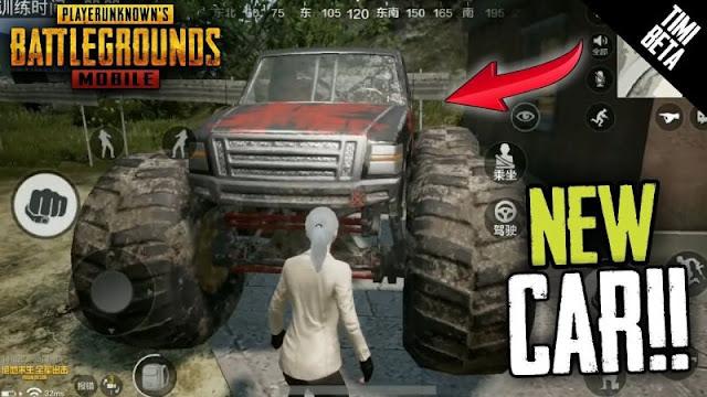 PUBG Mobile 0.19.0 güncellemesi: Yeni Monster kamyon aracı ve SPAS 12 silahı ortaya çıktı!