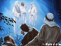 Cantos missa da Transfiguração do Senhor