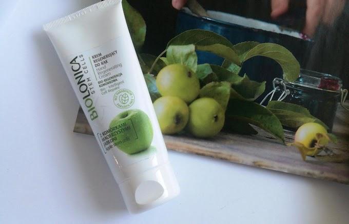 BIOLONICA | Regenerujący krem do rąk z komórkami macierzystymi jabłoni