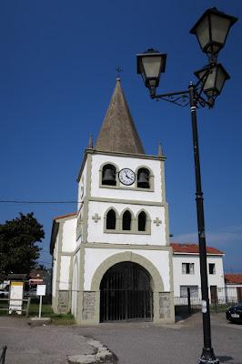 Iglesia de San Roque de Oviñana