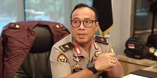 Polisi Telah Identifikasi 2 DPO Kasus Hoaks Server KPU