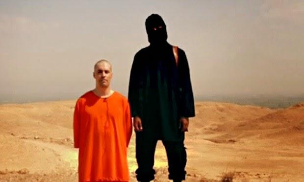 跟鄉民請益!?ISIS推特PO文:請問怎麼處決人質比較好?