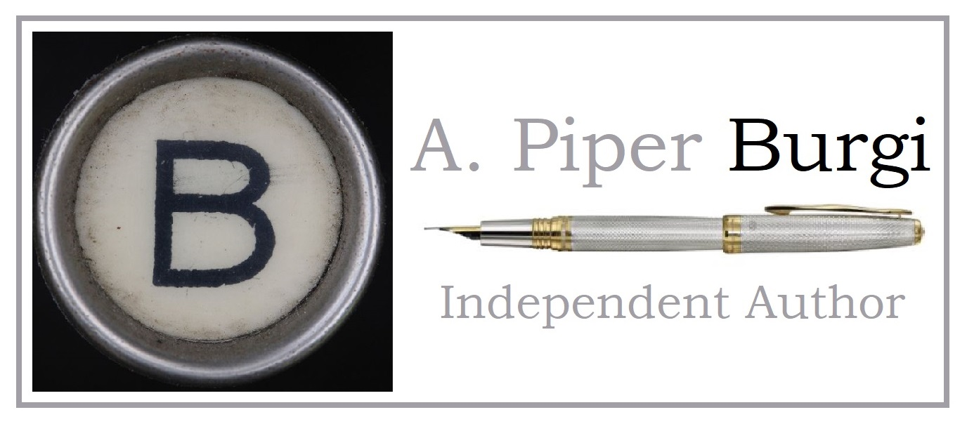 A. Piper Burgi - Independent Author