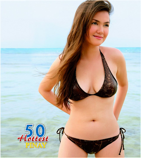 8th Hottest Pinay of 2011 is Angelica Panganiban