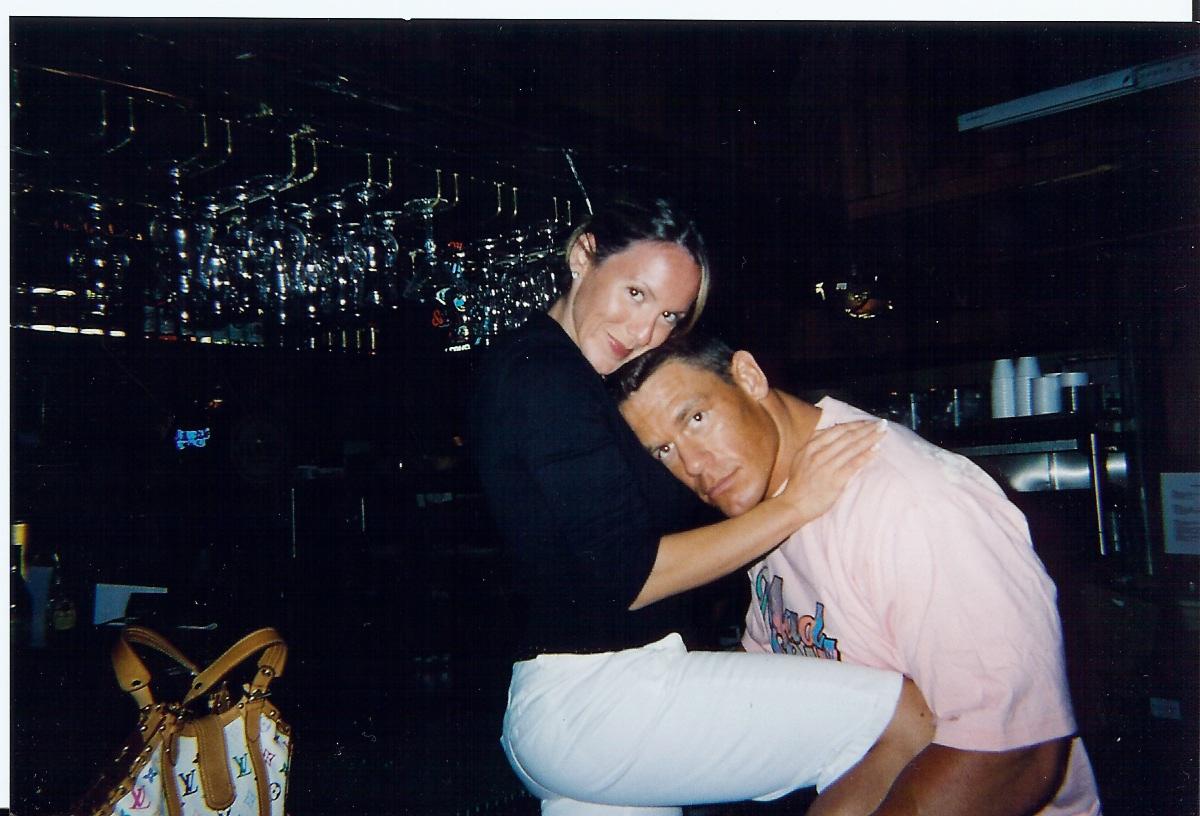 Who is john cena dating november 2012