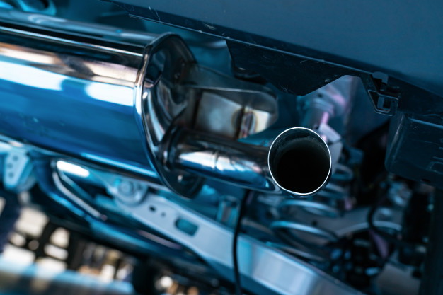 Car Engine Air Pipes